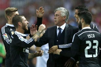 "Ordago de Cristiano Ronaldo al Real Madrid: ""Espero trabajar con Ancelotti la próxima temporada"""