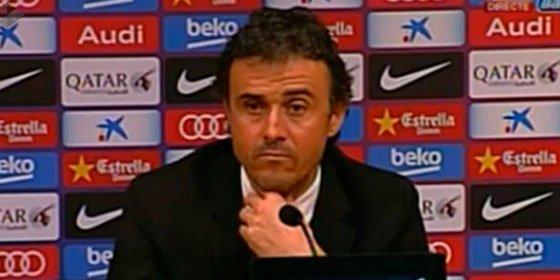 """Luis Enrique: """"Prefiero que el Real Madrid se deje puntos en Sevilla"""""""