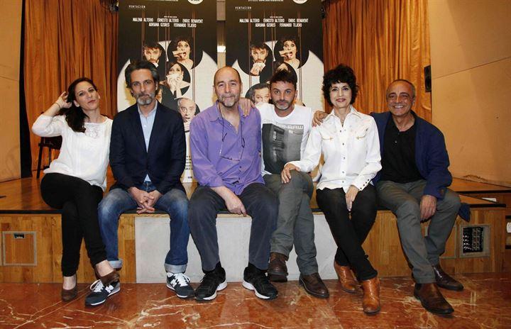 La obra 'Atchúusss!!!' llega al Teatro La Latina de Madrid