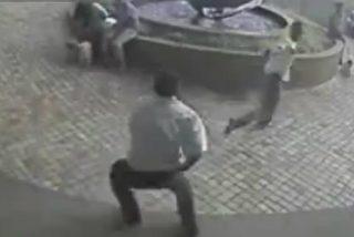 [Vídeo sin censura] El ratero que mata al policía de un tiro en la cabeza