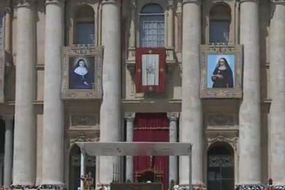 El Papa canoniza a cuatro monjas, dos de ellas palestinas