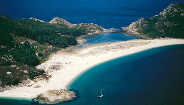 En las Rías Bajas de Galicia hay las mismas horas de sol que en Tenerife