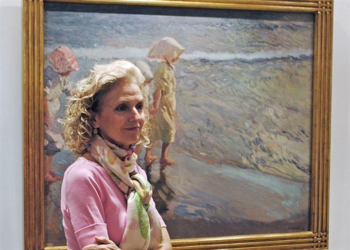 'Las tres hermanas en la playa' de Joaquín Sorolla será subastado
