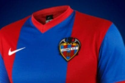 Así es la camiseta del Levante para la próxima temporada
