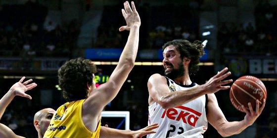 El Real Madrid arrolla tras un inicio trepidante del Gran Canaria