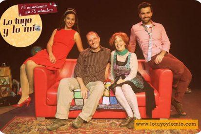 Desde Ana Belén a Chenoa, un emocionante musical en 'Lo Tuyo y Lo Mío'