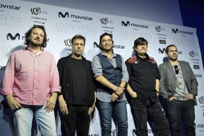 """Los secretos homenajean a sus héroes musicales en """"Algo prestado"""""""