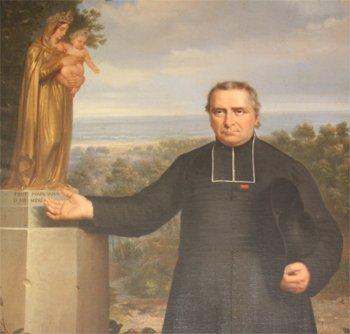 El Papa recuerda al nuevo beato Louis Edouard Cestac