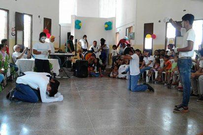 Centro Calasanz del barrio La Lucha