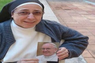 "Lucia Caram ""apela a Roma"" en una carta abierta al Papa"