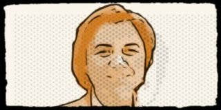 """""""Si digo 'desahaucios', me ha abducido Pablo Iglesias; 'renovación generacional', Albert Rivera, y así todo"""""""