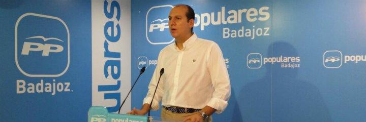 """El PP critica a Vara por """"incumplir"""" su promesa de reducir consejerías"""