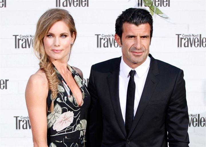 Caras célebres en los Premios Conde Nast Traveller