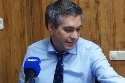 """Luis Balcarce: """"Hay gente en Ciudadanos muy cabreada con Juan Marín, incluso van a pedir su relevo"""""""