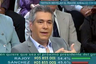 """Luis Balcarce: """"Podemos ha pasado del tic-tac al toc-toc, a dejarse los nudillos en la puerta del PSOE para pactar cueste lo que cueste"""""""