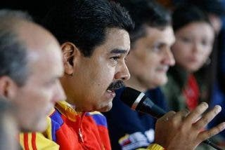 """Maduro saca la cara por Podemos: """"Hay un plan en España para agredir a Venezuela"""""""