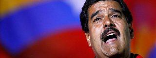 """Maduro acusa a la """"derecha"""" colombiana y venezolana de pagar a bandas de asesinos"""