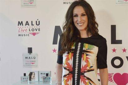 "Malú presenta su nuevo perfume ""Live Love Music"""