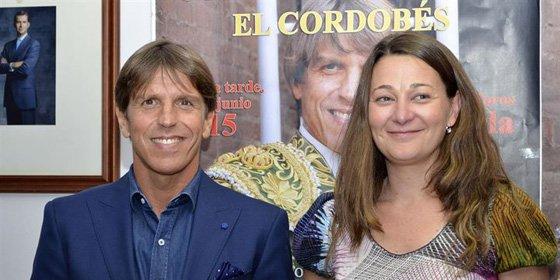 Manuel Díaz 'El Cordobés' presenta la I corrida solidaria en favor de los bancos de alimentos
