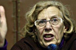 Manuela Carmena opina que el 94% de los presos en España deberían estar en libertad