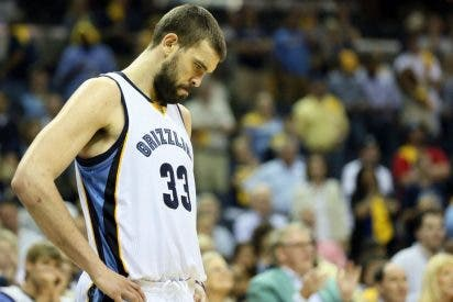 Los Warriors eliminan a los Grizzlies a pesar de la tremenda batalla que libró Marc Gasol