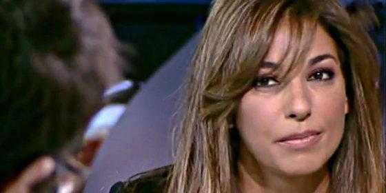 La eurovisiva Edurne huye de Mariló Montero en directo