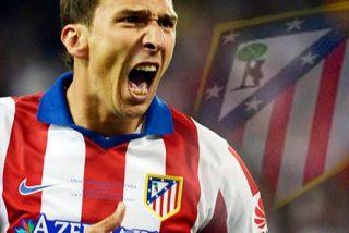 La cantidad que va a exigir el Atlético por la venta de Mandzukic