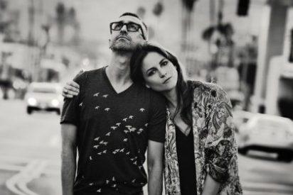 Marlango presenta su último disco en el escenario de 'Noches de Santa María' de Plasencia