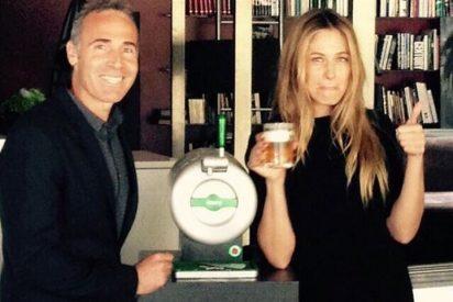 Martina Klein y Álex Corretja, dos enamorados de la cerveza