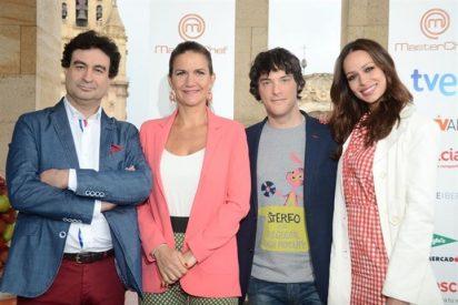"""""""MasterChef"""", Premio Alimentos de España 2014 por su promoción de la cocina y la gastronomía"""