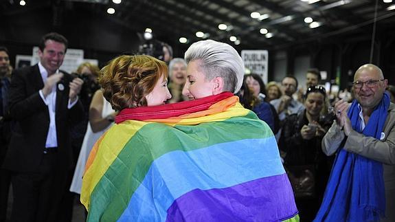 """La legalización del matrimonio homosexual en Irlanda, """"un desafío"""" para la Iglesia"""