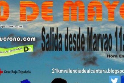 Primeras actividades de San Isidro, Media Maratón y fiestas de Las Lanchuelas este fin de semana en Valencia de Alcántara