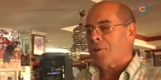 Denuncian al padre de Pepe Reina