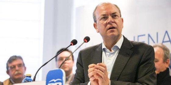 Monago anticipa una ley de Segunda Oportunidad para las empresas con problemas financieros