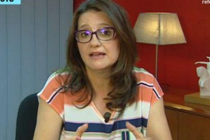 """El cambio que viene clama venganza: Mónica Oltra pide un """"cordón sanitario"""" contra el PP"""