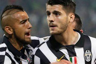 La Juventus recupera el honor del fútbol italiano