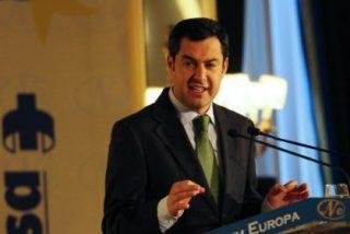 """Moreno cree que el discurso de Díaz es un """"catálogo de los incumplimientos"""" del PSOE"""