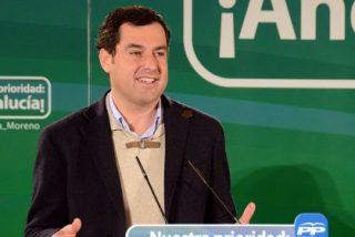"""Moreno: """"La realidad es que el PP-A gana en siete de las ocho capitales y en 19 de las 25 mayores ciudades"""""""