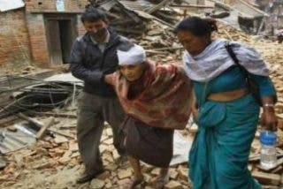 Nuevo terremoto en Nepal: el pánico se apodera de la población