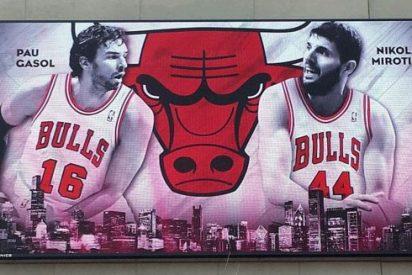 Los Bulls de Pau Gasol se despiden de la lucha por el título