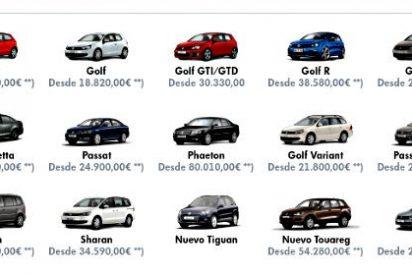Volkswagen apuesta por España e invertirá 4.200 millones de euros hasta 2019