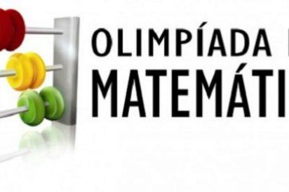 Treinta alumnos compiten en la fase autonómica de la Olimpiada Matemática en Llerena (Badajoz)