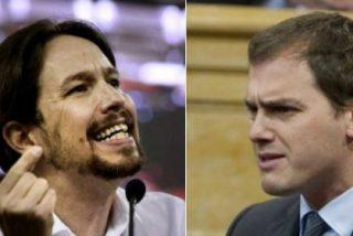 Pablo Iglesias y Albert Rivera se van a cantar las cuarenta sin más matute en 'laSexta'