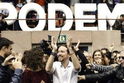 El himno cacharrero de Podemos que no le entra a Pablo Iglesias ni por el oído derecho