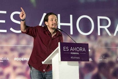 """Pablo Iglesias: """"A partir del día 24 vamos a limpiar de pijos las instituciones"""""""