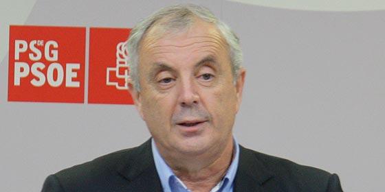 Vázquez no abandona política y apela a apoyar a la dirección del PSdeG