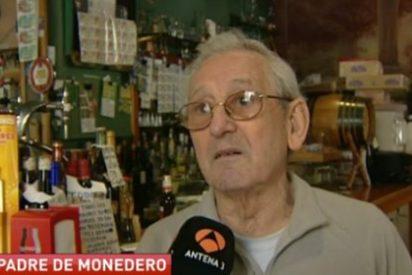 """El padre de Monedero da un """"consejo de amigo"""" a Iglesias: """"Debería cambiar su imagen para ser presidente del Gobierno"""""""