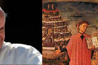 """Francisco elogia el """"altísimo valor universal"""" de Dante Alighieri en el 750 aniversario de su nacimiento"""