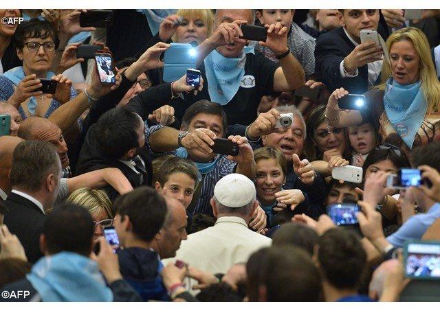 """Francisco reivindica las Bienaventuranzas como """"el programa pastoral de Jesús"""""""