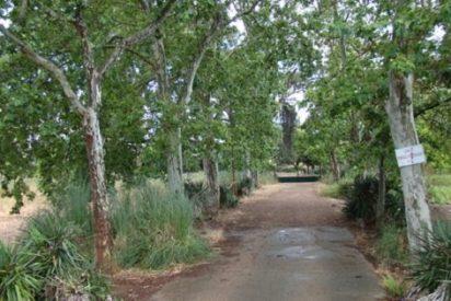 El Parque Ascensión de Badajoz se suma a la lista roja de patrimonio